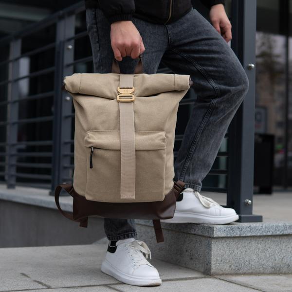 Рюкзак ролл топ DEZERT
