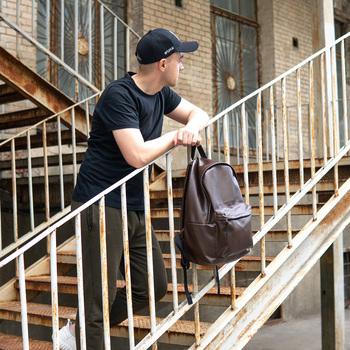 Рюкзак TRIGGER коричневый