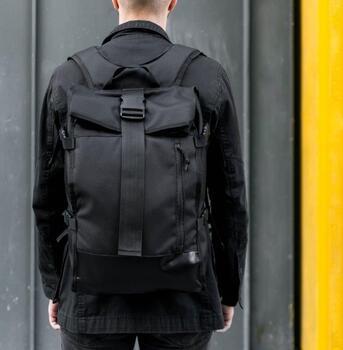 Роллтоп рюкзак WLKR model II